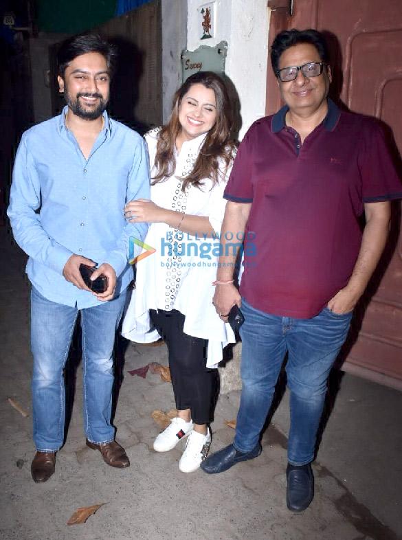 Photos Celebs attend the special screening of the movie Jawaani Jaaneman (4)
