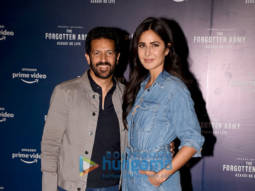 Photos: Celebs snapped at Amazon Prime's The Forgotten Army promotions