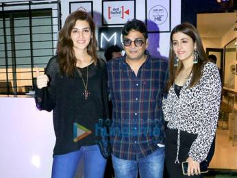 Photos: Celebs snapped at inauguration of Mukesh Chabbra's new office