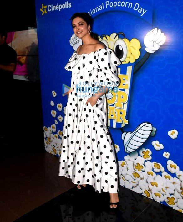 Photos: Deepika Padukone and Meghna Gulzar snapped at Chhapaak screening to see audience's reaction at Cinepolis