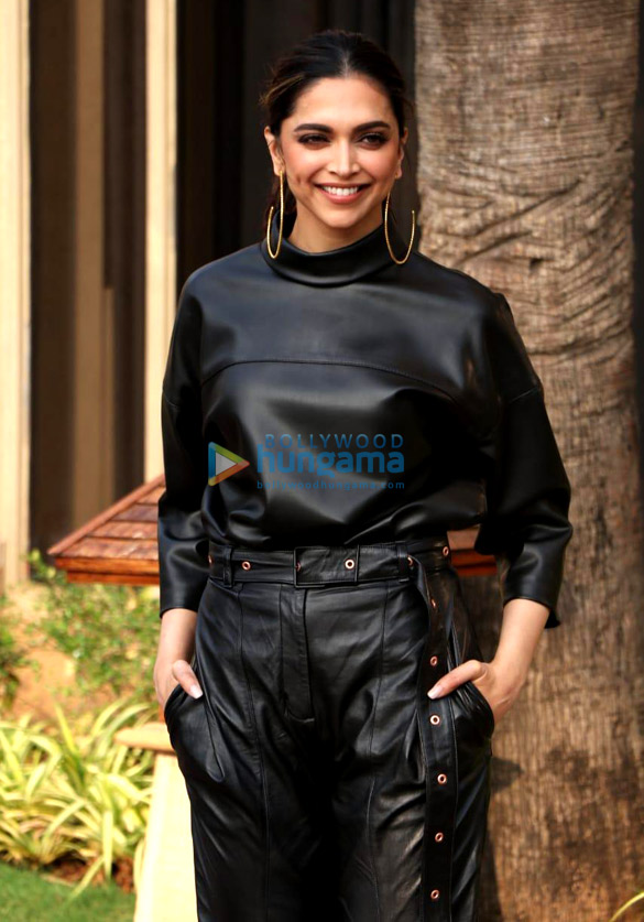 Photos Deepika Padukone and Vikrant Massey snapped promoting their film Chhapaak (2)