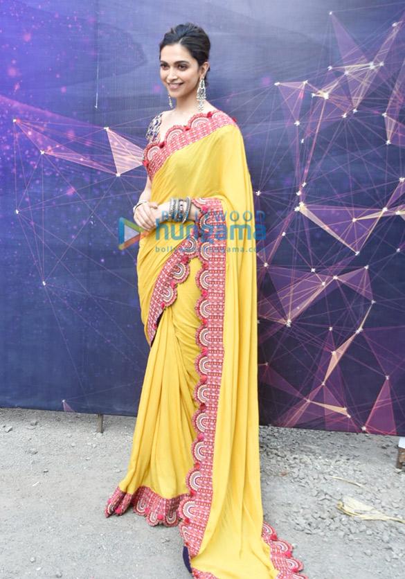 Photos Deepika Padukone snapped promoting Chhapaak (6)