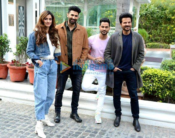 Photos Disha Patani Aditya Roy Kapur Anil Kapoor And Kunal Khemu Snapped During Malang Promotions Parties Events Bollywood Hungama