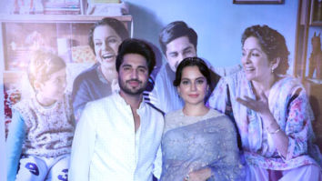 Photos: Kangana Ranaut and Jassie Gill grace the music launch of their film Panga in Pune