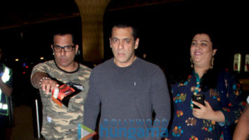 Photos: Salman Khan, Jackie Shroff, Vaani Kapoor and others snapped at the airport