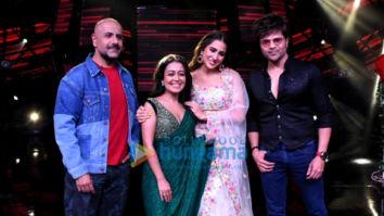 Photos: Sara Ali Khan and Kartik Aaryan promote Love Aaj Kal on Indian Idol