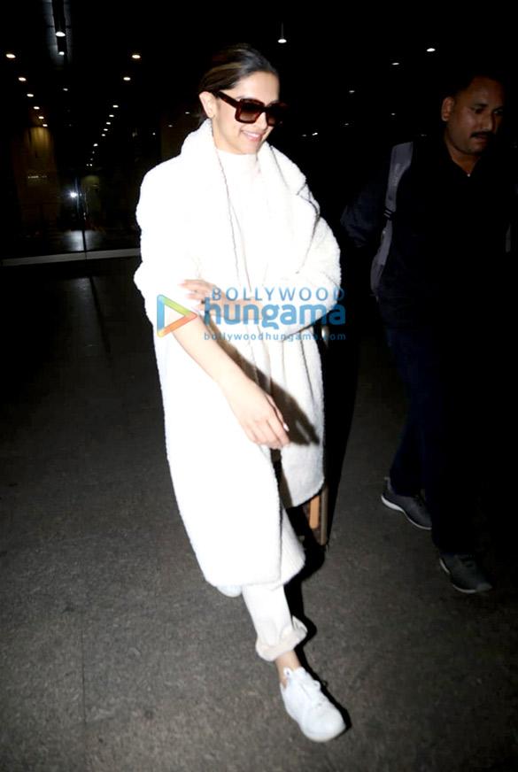 Photos Shraddha Kapoor, Varun Dhawan and others snapped at the airport (4)