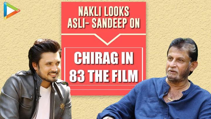 Sandeep Patil & Chirag on 83 the film 83 Cricket vs Present day Cricket Ranveer Singh Kabir