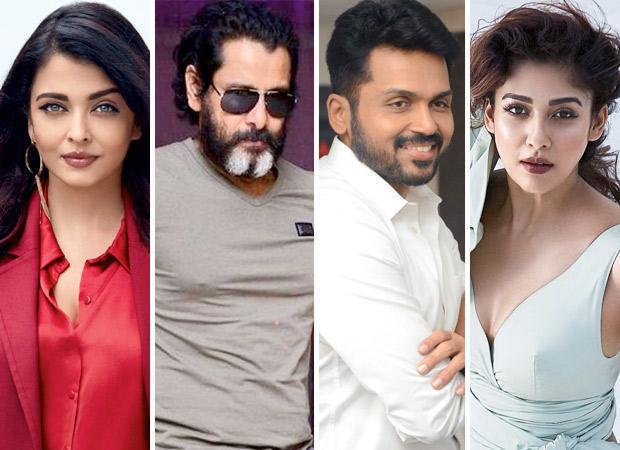 Scoop Aishwarya Rai Bachchan, Vikram, Karthi, Nayanthara, commence shooting for Mani Ratnam's next in Thailand