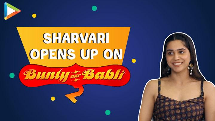 Sharvari BREAKS Silence on Bunty Aur Babli 2 with Saif Ali Khan & Rani Mukerji Siddhant Chaturvedi