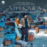 First Look Of The Movie Shikara - A Love Letter From Kashmir