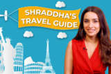 Shraddha Kapoor's Travel Essentials & Hacks Lifestyle Bollywood Hungama