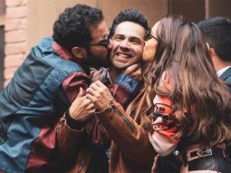 Shraddha Kapoor and Raghav Juyal show their love for Varun Dhawan in the cutest way!