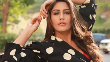 Surbhi Chandna raises the oomph with her monochrome look!