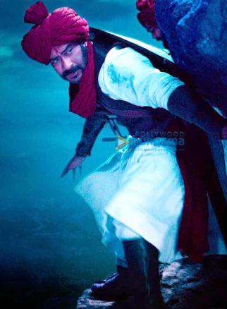 Movie Stills from the movie Tanhaji – The Unsung Warrior