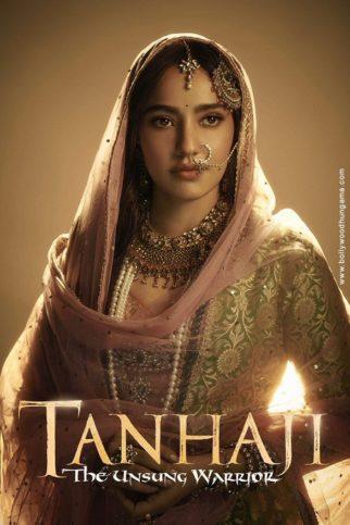 First Look Of Tanhaji - The Unsung Warrior