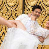 The BRAND NEW still of Varun Dhawan and Sara Ali Khan from Coolie No. 1 breaks the internet!