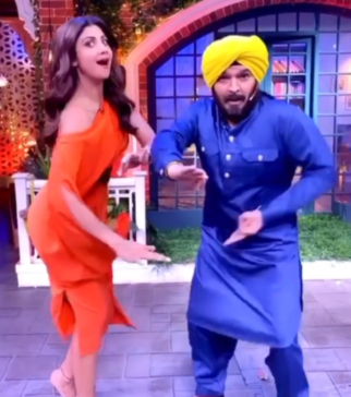 The Kapil Sharma Show: Shilpa Shetty graces the stage and meets the new Navjot Singh Sidhu