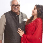 These pictures are proof that Janhvi Kapoor and Boney Kapoor are the cutest father-daughter duo!
