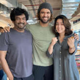 Vijay Deverakonda, Puri Jagannadh's film starts rolling, Dharma Productions to present the film