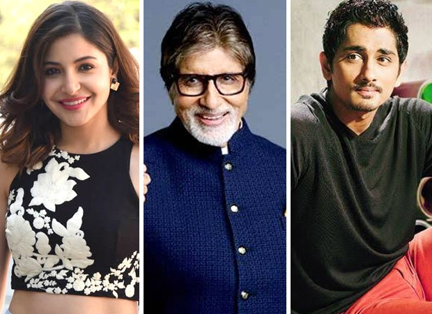 India vs New Zealand: Anushka Sharma, Amitabh Bachchan, Siddharth among others cheer for Team India