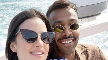 Hardik Pandya gets engaged to girlfriend Natasa Stankovic, see photos
