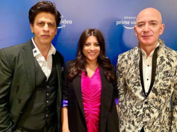 Shah Rukh Khan is missing the laughter and candid conversation with Jeff Bezos, see tweet