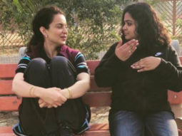 "Kangana is an intelligent, disciplined girl. Such people are partners, not competitors."": Ashwiny Iyer Tiwari"""