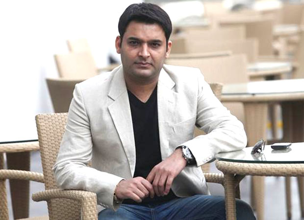 Kapil Sharma is a pro guitarist in this video as his teammates enjoy the music