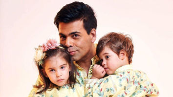 Karan Johar's son Yash calls him Karan Joker, and the internet is in splits