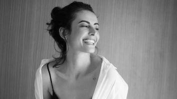 Mandana Karimi sets the internet on fire as she goes topless, see photo