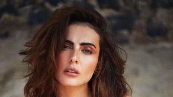 Mandana Karimi poses in a bikini, sets the internet on fire
