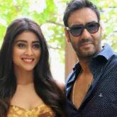 RRR: Ajay Devgn reunites with Shriya Saran for Rajamouli's magnum opus