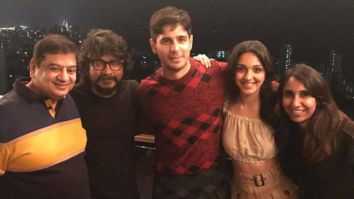 Sidharth Malhotra celebrates 35th birthday with rumoured girlfriend Kiara Advani and others