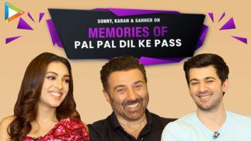"""Papa's Song 'Pal Pal Dil Ke Paas' is THE SONG and…"" Sunny Deol Dharmendra Karan Deol Sahher"