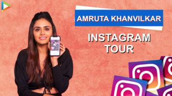 """You guys won't BELIEVE but Ranveer Singh…"" Amruta Khanvilkar Instagram Tour"