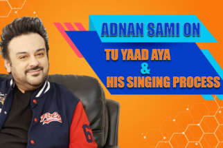 "Adnan Sami ""Nothing BEATS the rhythm of Tabla-Dholak"" Tu Yaad Aya"