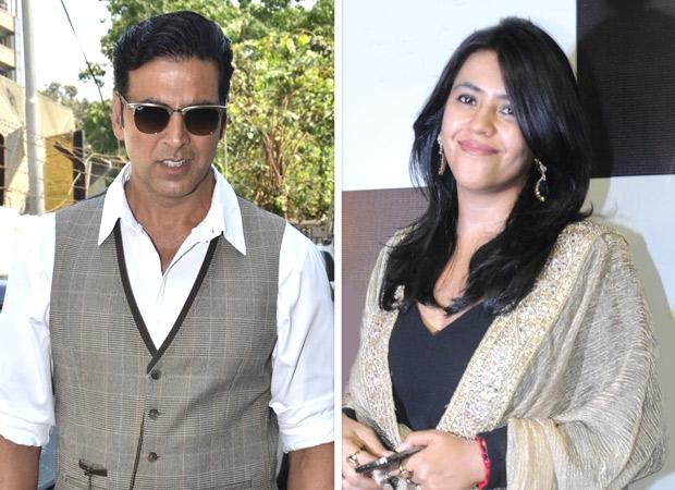 Akshay Kumar and Ekta Kapoor reunite for an action comedy