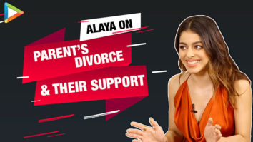 Alaya on her parents' divorce, father's influence in her career, film offers, importance of writers