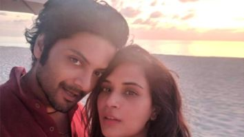 Ali Fazal proposed Richa Chadha in Maldives, the Fukrey stars planning to get hitched in April
