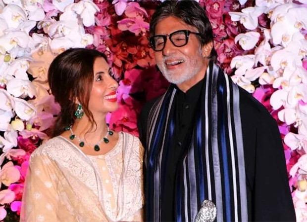 Amitabh Bachchan pens emotional post to celebrate Shweta Bachchan's achievement