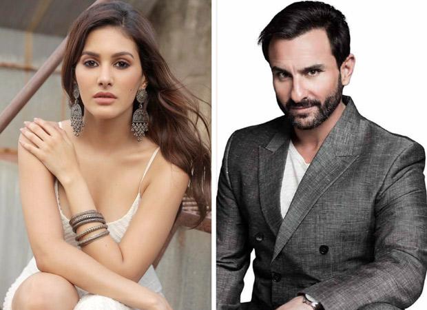 Amyra Dastur joins Saif Ali Khan in Ali Abbas Zafar's next politicial thriller Tandav