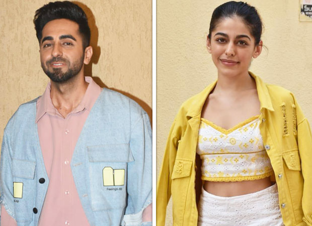 Ayushmann Khurrana to play a gynecologist in Stree Rog Vibhag, Jawaani Jaaneman actress Alaya F bags lead role