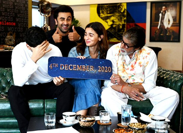 BRAHMĀSTRA: PART ONE to finally release on 4th December 2020 in 5 Indian languages