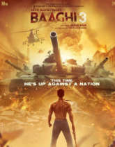 First Look Of The Movie Baaghi 3