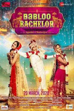 First Look Of Babloo Bachelor