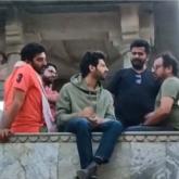 Bhool Bhulaiyaa 2: Kartik Aaryan drives an autorickshaw on the streets of Rajasthan in this leaked video