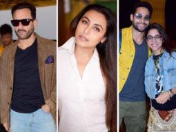 Bunty Aur Babli 2: Saif Ali Khan, Rani Mukerji, Siddhant Chaturvedi, Sharvari Wagh set to carry out a con in Abu Dhabi