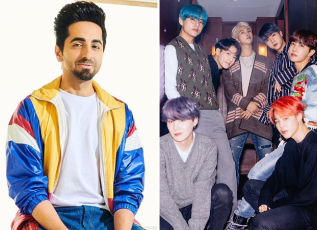 EXCLUSIVE: Ayushmann Khurrana indeed listens to South Korean superstars BTS