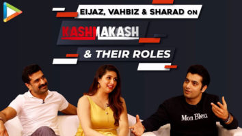 Eijaz, Vahbiz & Sharad on Kashmakash & their roles Why WEB is more EXCITING Cybersecurity